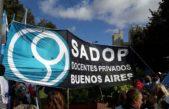 SADOP Buenos Aires aclaró que las escuelas privadas deben pagar el bono de 5 mil pesos a sus docentes