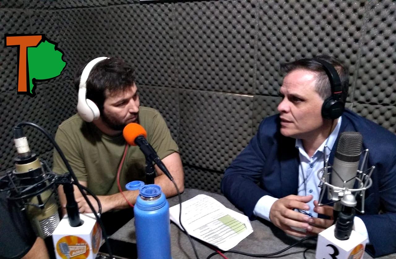 "Santiago Pérez: ""En la Provincia hay un déficit estructural de casi un millón de viviendas"""