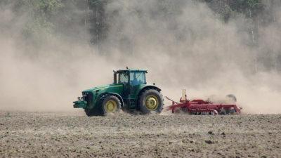 """Tornquist solicitó que se declare la """"Emergencia Agropecuaria"""" por sequía"""