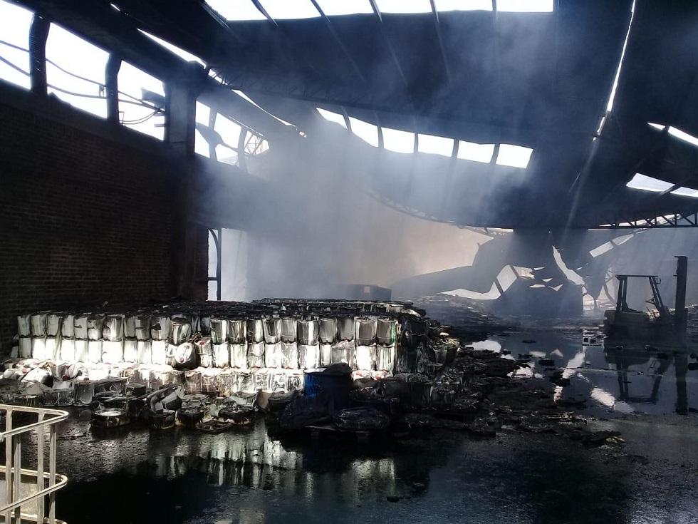 ¿Qué pasó en Mercedes? información exclusiva sobre el grave incendio en la planta de agroquímicos SIGMA