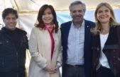La Plata recibirá a Aberto Fernández el martes y a Axel con Cristina el miércoles