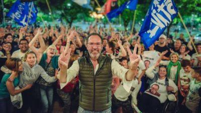 Carlos Casares/ Torchio logró su segunda reelección ganando en todas las mesas y superando el 61% de los votos