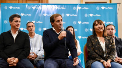 """Garro tras el triunfo en La Plata: """"la segunda parte del gobierno apunta a la creación de empleo"""""""