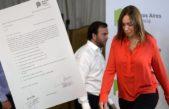 "Vidal ""reperfiló"" para 2020 un bono de 4 mil millones con el Banco Provincia"