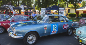 Campana volverá a rugir con la Fiesta del 1º Automóvil