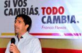 """""""Los intendentes somos los que tenemos que tomar el protagonismo"""", dijo Franco Flexas luego de la cumbre radical en La Plata"""