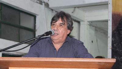 "Rubén Cholo García: ""Al ganar en primera vuelta le ganamos a un modelo"""