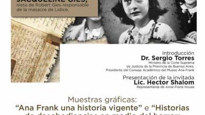 La nieta de un genocida NAZI denuncia a su abuelo en la UNLP