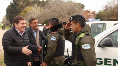 Oroquieta, uno de los creadores de la Policía Metropolitana será el secretario de seguridad de Mar del Plata