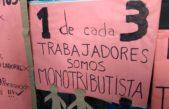 Colectivo de Monotributistas piden el pase a planta de 470 trabajadores en condiciones irregulares por el gobierno de Vidal