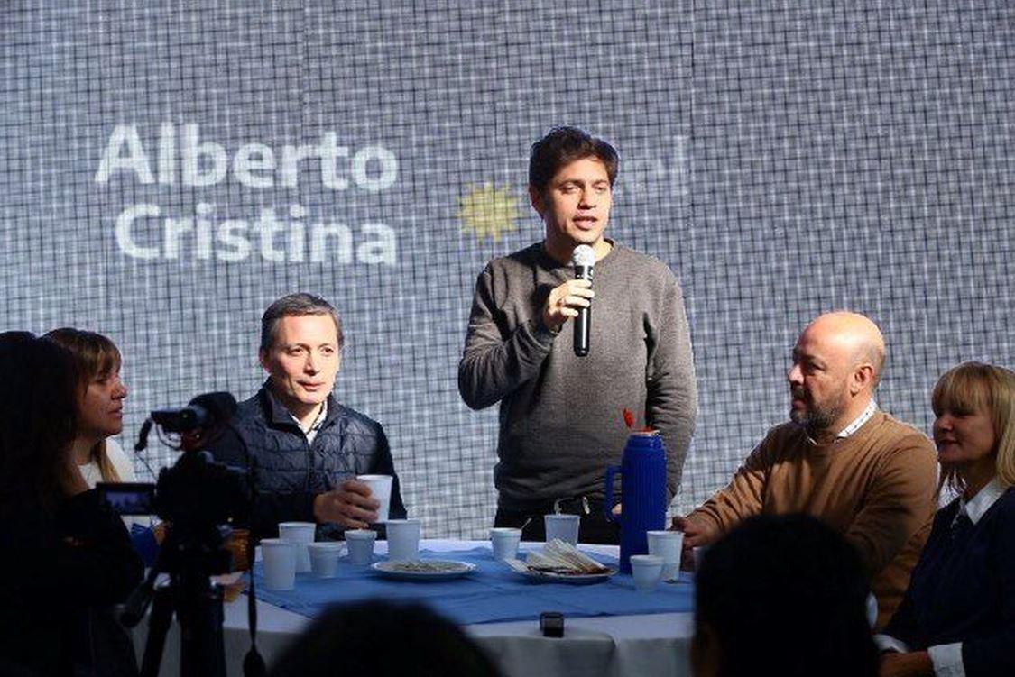 """El PJ bonaerense y Kicillof repudiaron el """"golpe de Estado"""" en Bolivia"""