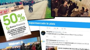 """Se cortó la promoción del Banco Provincia en supermercados: mañana no habrá """"Súper Miércoles"""""""