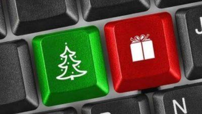 Ventas online en Navidad