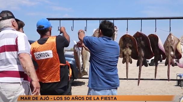 Un pescador de Berisso ganó el primer premio en la 50° Fiesta Nacional de la Corvina Rubia