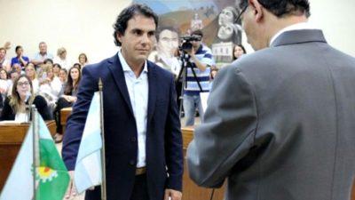 """Maipú: """"Hay funcionarios tan ignorantes que después de las denuncias rompieron sus celulares"""", contó Coudannes"""