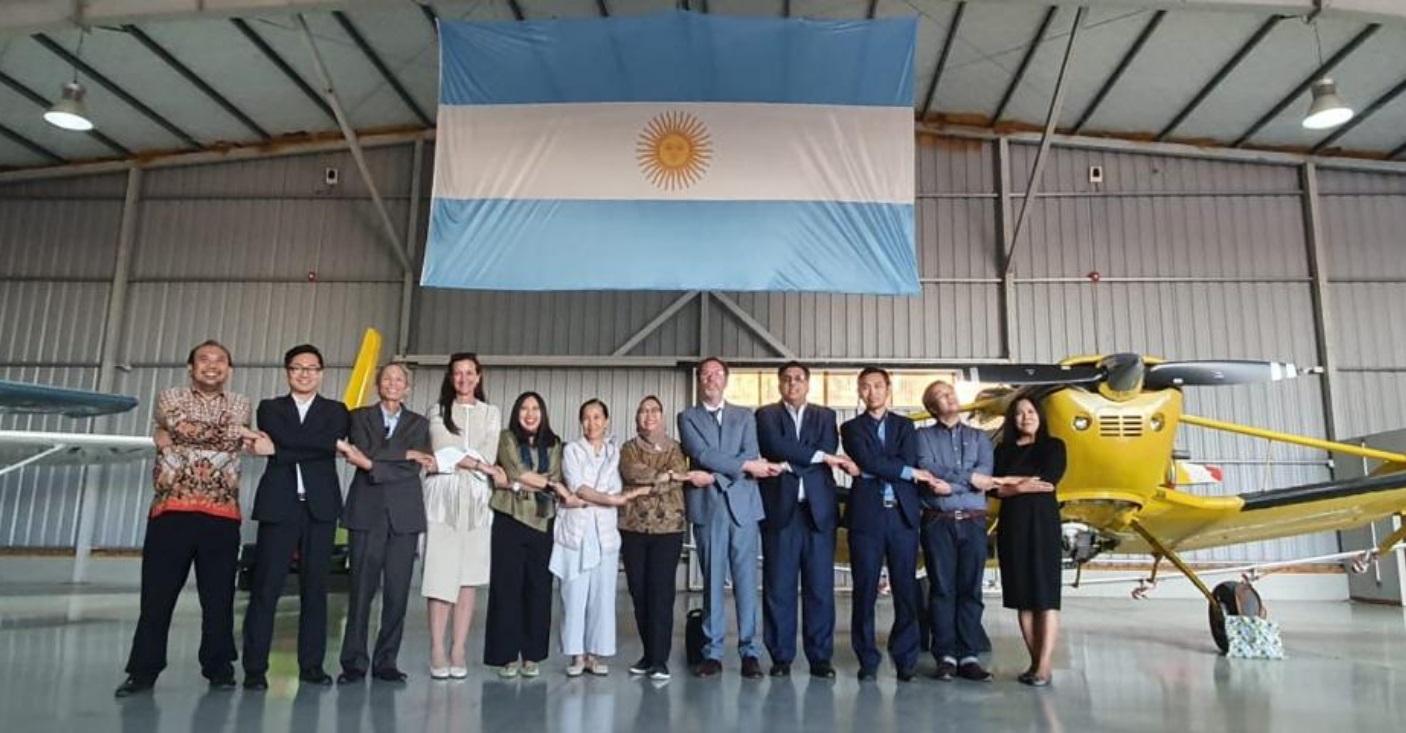 """Tras la visita de Embajadores del sureste asiático, Torchio expresó """"buscamos colocar a Carlos Casares en el radar comercial mundial"""""""