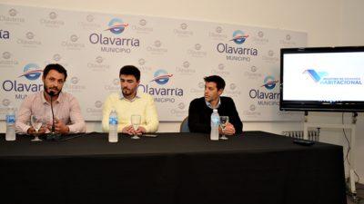 Olavarría / Galli puso en marcha un censo de vecinos con necesidad de tierra y vivienda