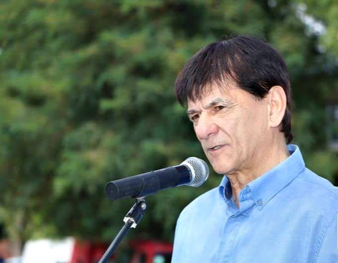 """Roque Pérez / Gasparini dice que ganó por 9 votos y denunció que Cambiemos repartió """"bolsas de alimentos con plata adentro"""""""