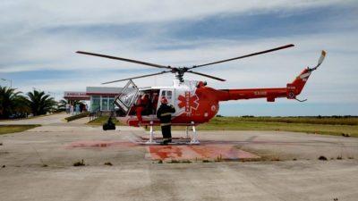 Tragedia en Ruta 2: cómo están los chicos que debieron ser trasladados de urgencia a distintos hospitales