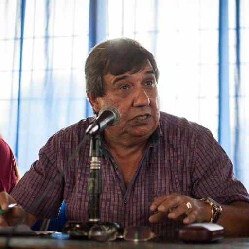 """""""El costo no lo pueden pagar los trabajadores"""", dijo Cholo García durante los festejos por el Día del Trabajador Municipal"""