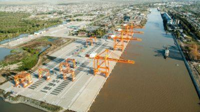 Puerto La Plata: En busca de la soberanía para la nueva provincia productiva que propone Kicillof