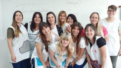 Orgullo montermoseño: A fin de año se reciben las primeras docentes formadas en a ciudad