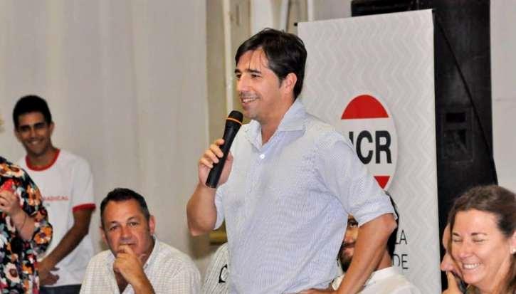 """El futuro de la UCR en Cambiemos: """"Tendremos que demostrar que podemos ser locomotora"""", dijo Franco Flexas"""
