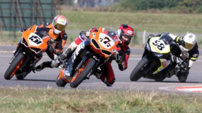 El Superbike Bonaerense iniciará los Play Off en San Nicolás