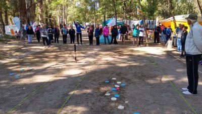 """En Patagones se disputa el """"Primer Gran Torneo Interprovincial de Tejo"""""""