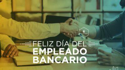 6 de noviembre día del trabajador bancario: cierran todos los bancos