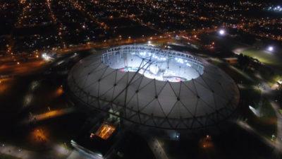 La Plata se comienza a preparar para recibir la Copa América 2020