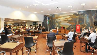 Zamora ya tiene un presupuesto de 14 mil millones de pesos para el 2020 en Tigre