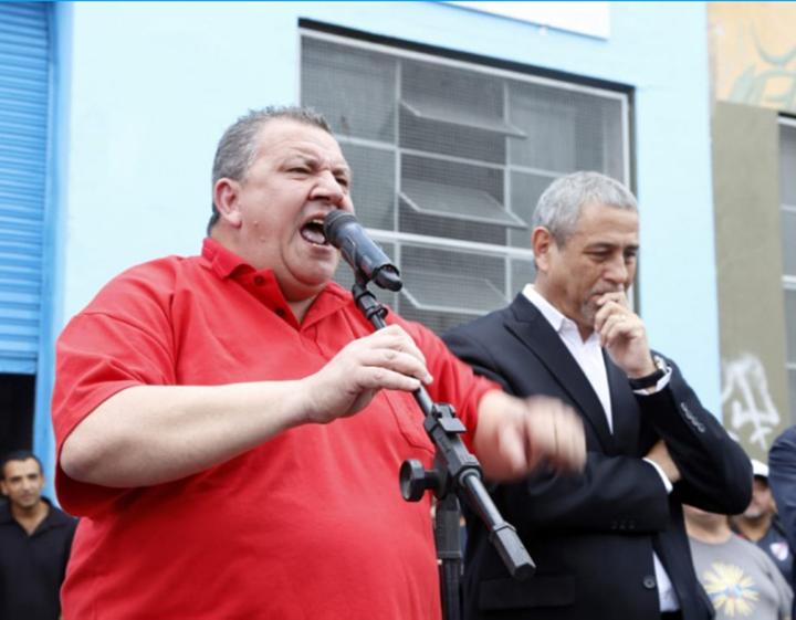 Insólito: El intendente Ferraresi luego de despedir a 200 afiliados del SUMA asistirá a la cena del sindicato