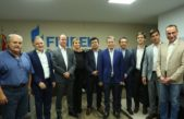 Intendentes de la tercera en línea con Alberto y Axel respaldan la emergencia nacional y provincial