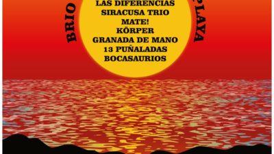 """Punta Alta espera un súper evento el """"Brío fest: Rock en la Playa"""""""