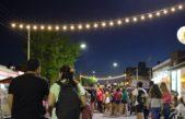 """Más de 20 mil personas vivieron una noche diferente en Pergamino con """"Arte noche de Las Luces"""""""