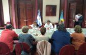 """Agustina Vila: """"Con los gremios se trataron temas que hacen al sistema educativo en su conjunto"""""""