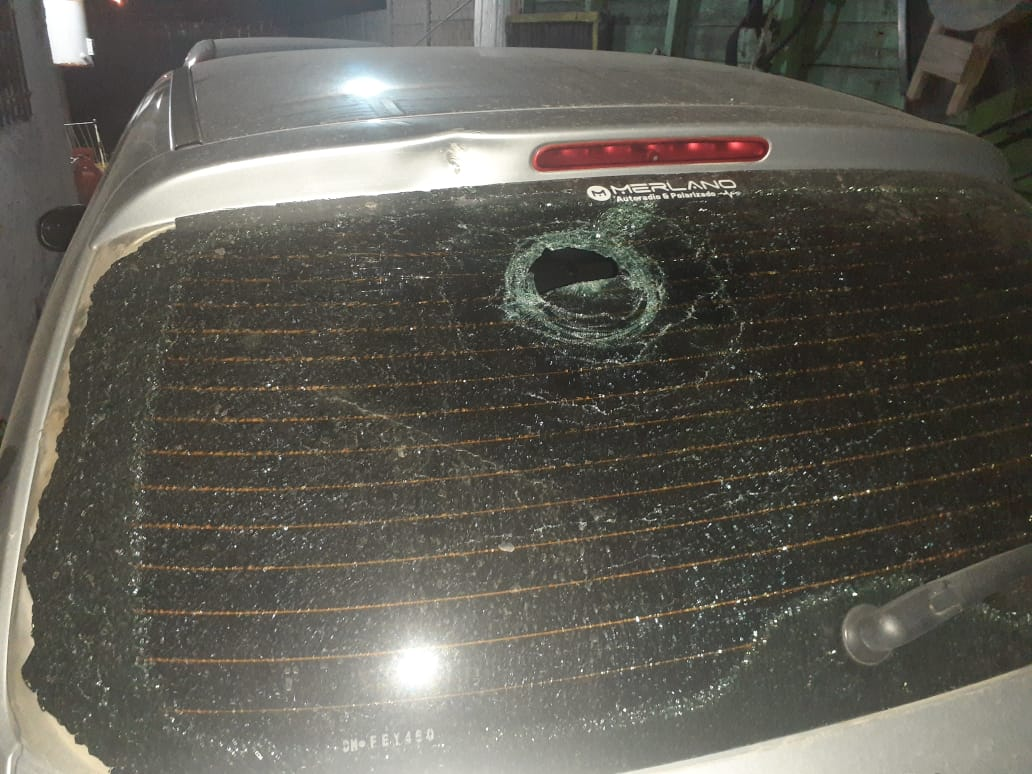 Luego de plantear una interna contra Garaza, un dirigente del SUPeH Ensenada recibió una balacera en su casa