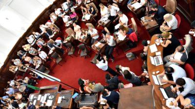 La Plata / Garro ya tiene su presupuesto para el 2020 y un aumento de tasas del 43%