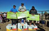 Monte Hermoso: pescó una corvina de 4 kilos y por segundo año ganó el primer premio de 200 mil pesos