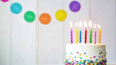 La mejor manera de saludar a un ser querido en su cumpleaños