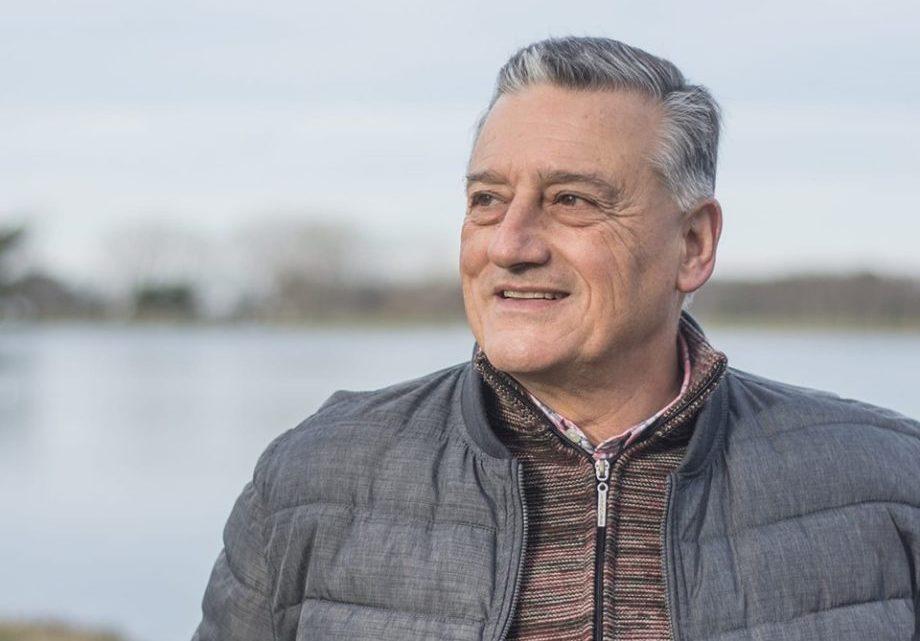 """Alberto Gelené volvió a la intendencia de Las Flores: """"En general es un comienzo con crisis como sucedió en 2003"""""""