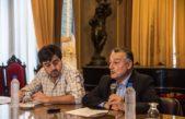 Alberto Gelené anunció que no cobrará su sueldo como intendente de Las Flores