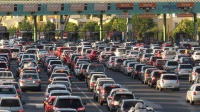 Kicillof suspendió los aumentos de tarifas en los peajes de la provincia de Buenos Aires