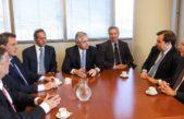 Alberto Fernández confirmó a Daniel Scioli como embajador en Brasil para lidiar con Bolsonaro