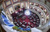 """Magario, Bozzano y Costa los artífices """"del acuerdo"""" en un senado adverso para Kicillof"""