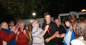 Abel Gallegos Caputo: El golfista veinticinqueño campeón latinoamericano que fue recibido por miles de personas en su ciudad natal
