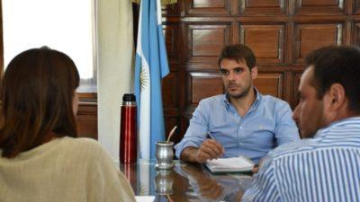 El intendente de San Nicolás congeló su sueldo y el de todos sus funcionarios