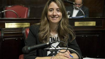"""La senadora Delmonte de JxC cruzó a Berni: """"Con las declaraciones del ministro, Fernando sufre el abandono del estado por segunda vez"""""""