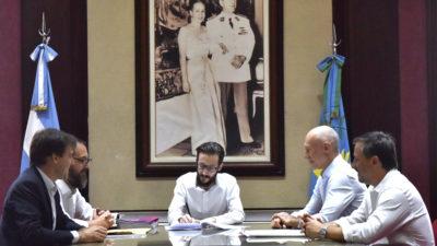 Anticipo: Simone congeló el aumento de tarifas impulsado por Vidal